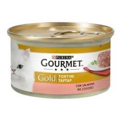 Gourmet Gold Ταρτάρ με Σολομό
