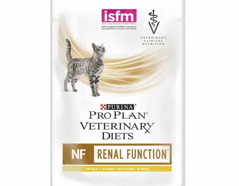 Purina Pro Plan Vet Diets NF (Renal Function) Φακελάκι Γάτας