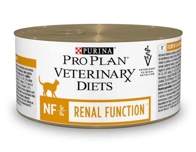 Purina Pro Plan Vet Diets NF Renal Function Κονσέρβα Γάτας