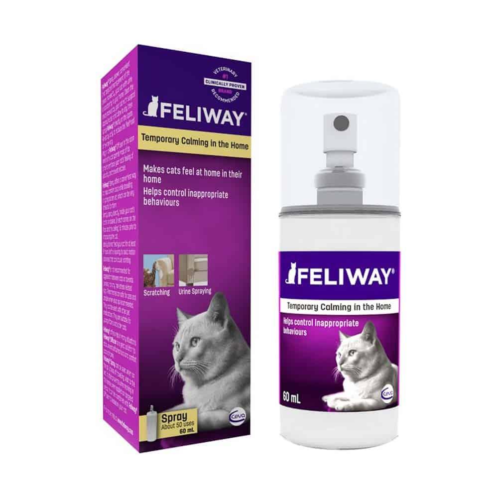 0df22cb32e45 Feliway Spray 60ml για γάτες (Φερομόνη) - Petvet24.gr